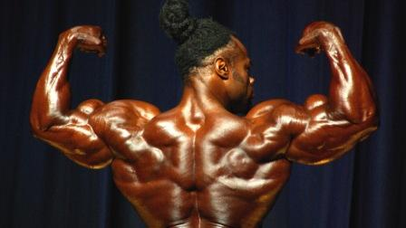 Kai Greene arm muscles
