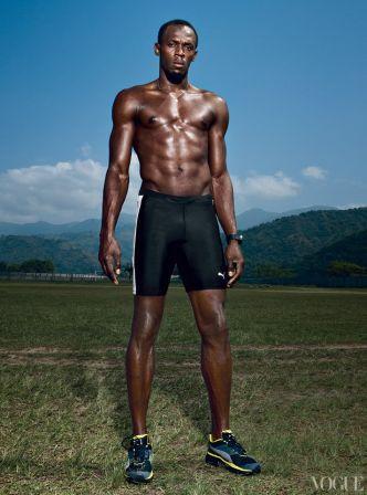 Usain Bolt Abs Workout Usain Bolt Workout Rou...