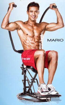 Mario-Lopez-training