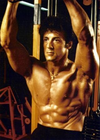 slyvester-stallone-at-gym