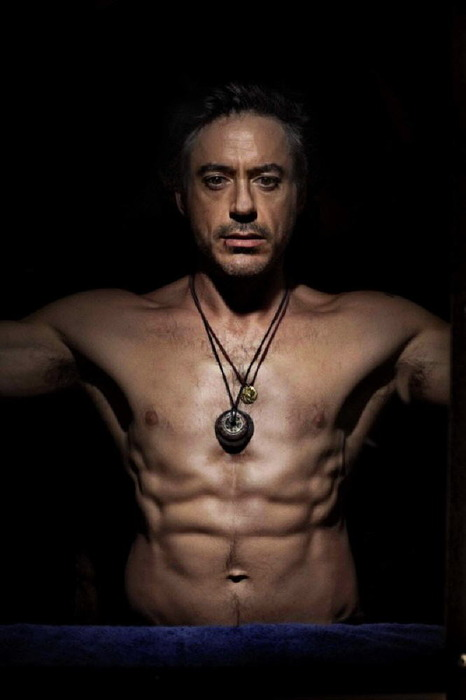 Gallery For > Robert Downey Jr Workout Avengers Adrien Brody Married