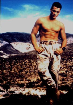 Jean-Claude Van Damme Workout Routine