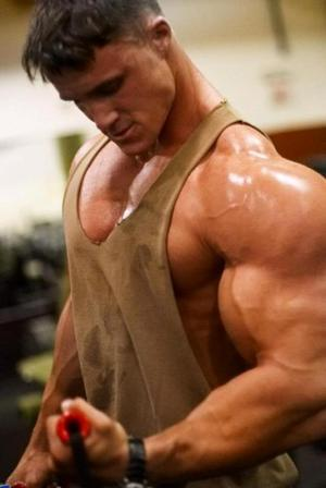 Greg Plitt Workout Routine | WorkoutInfoGuru