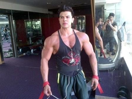 Sahil Khan Workout