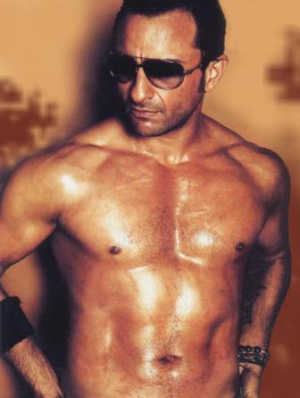 Saif Ali Khan Body