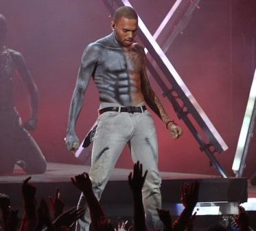 Chris Brown's Body