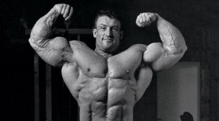 Dorian Yates Body