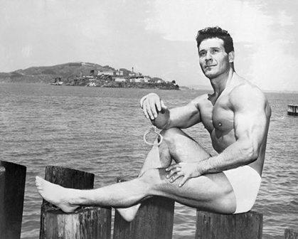 Jack Lalanne Mr America