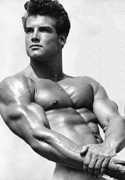 Steve Reeves Body