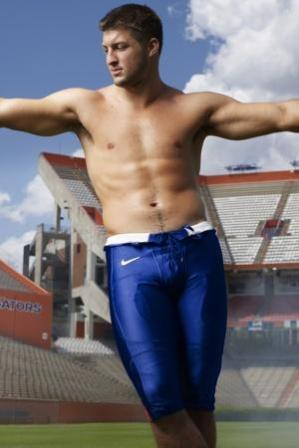 Tim Tebow Body