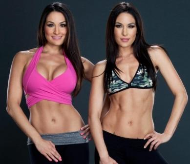 Bella Twins Body Figure