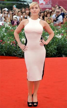 Kate Winslet Body Figure