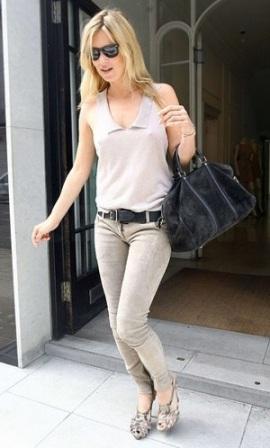 Kate Moss Body Figure