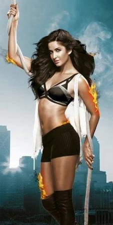 Katrina Kaif Body Figure