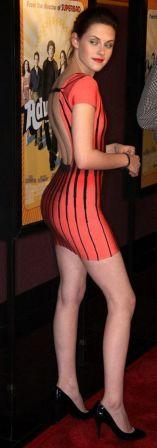 Kristen Stewart Body Figure