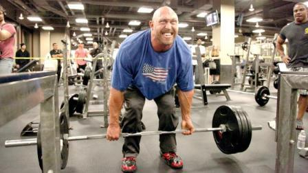 Ryback workout