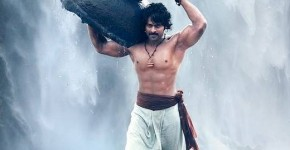 Prabhas body in Baahubali