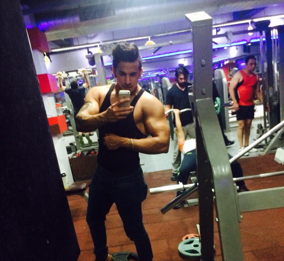 Prince Narula Workout