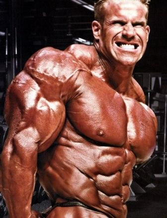 Jay Cutler Arm Muscles