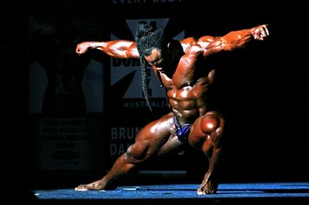 kai greene Muscles