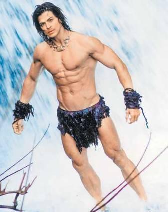 Sahil Khan Body