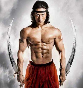 Tiger Shroff Body