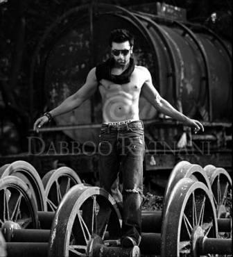 Ranbir Kapoor's  body