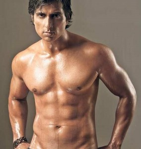 Sonu Sood's body pic