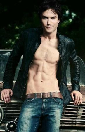 Ian Somerhalder Body