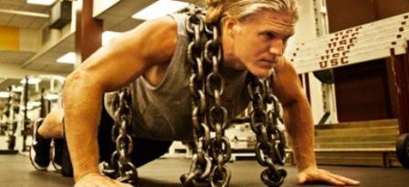 Clay Matthews workout