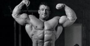 Dorian Yates Body