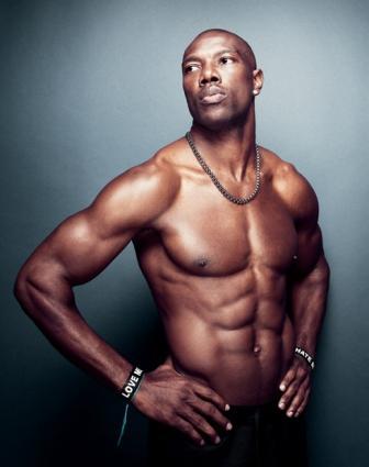 Terrell Owens Body
