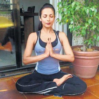 Malaika Arora Yoga Workout