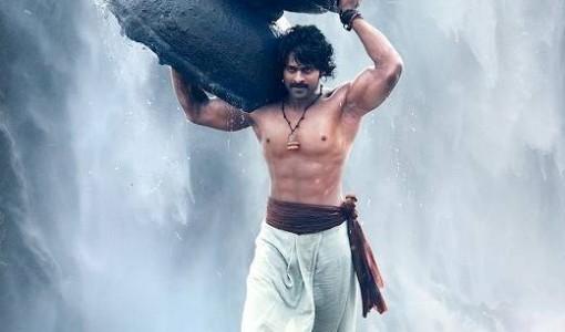 Prabhas body in Baahubali