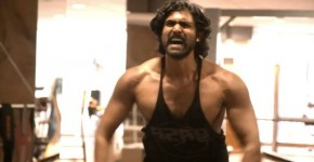 Rana Daggubati Workout