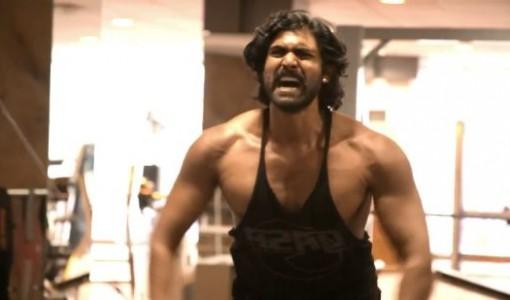 Rana Daggubati Workout
