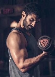 Aditya Roy Kapoor Body