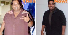 Ganesh Acharya- Then and now image