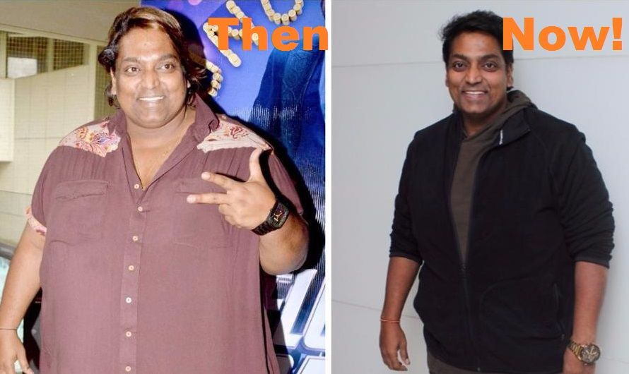 Ganesh Acharya- Then and now image