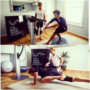 Tom Holland Fitness Training