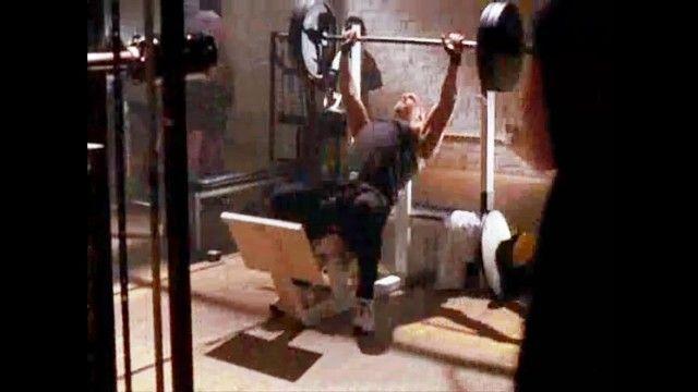 Bill Goldberg Workout