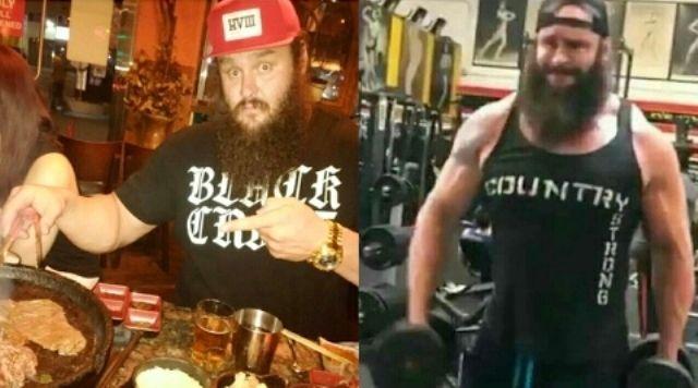 Braun Strowman Diet