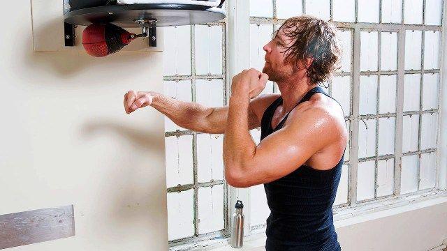 Dean Ambrose Diet