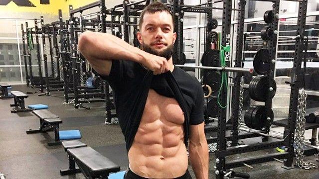 Finn Balor Diet