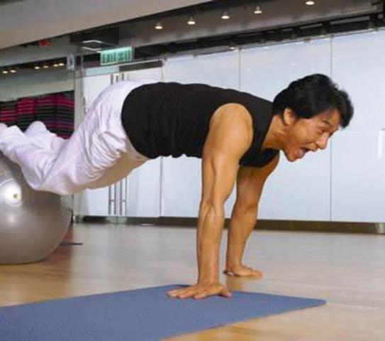 Jackie Chan Diet
