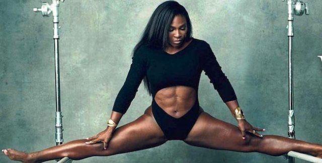 Serena Williams Workout