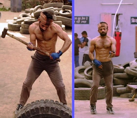 Vineet Kumar Singh Workout Routine