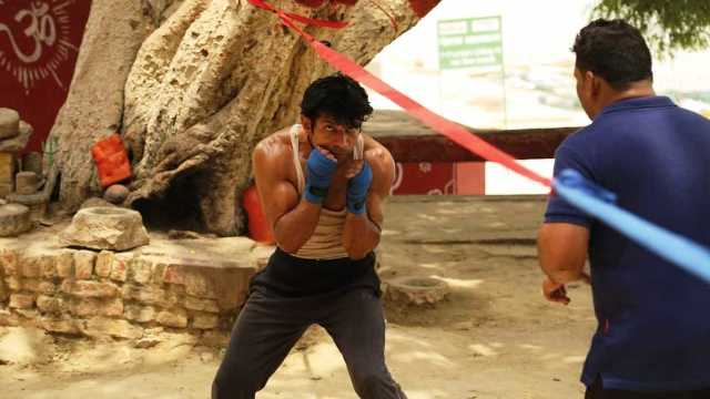 Vineet Kumar Singh Workout