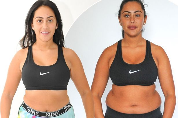 Sophie Kasaei Transformation