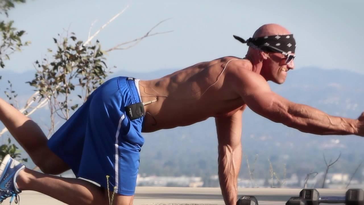 Johnny Sins Workout